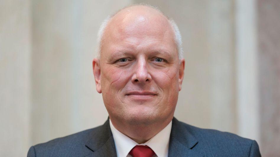 Der Bundesbeauftragte für Datenschutz, Ulrich Kelber