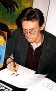 Zeichner Wittek: Frank Zappa des Comics