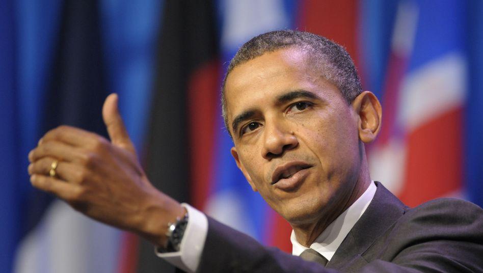 US-Präsident Barack Obama: Aufregung in Polen