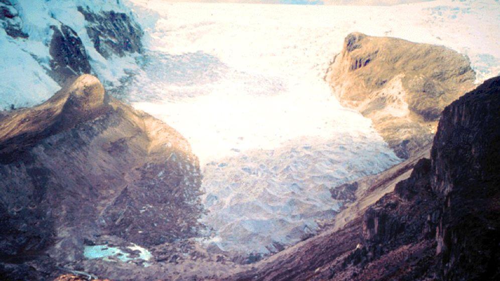 Bedrohter Riese: Rückgang des Quelccaya-Gletschers