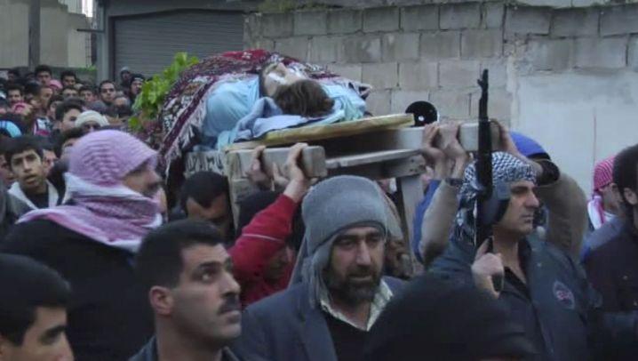 Schlacht um Homs: Eine Stadt kämpft um ihr Überleben