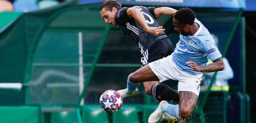 Champions League: Olympique Lyon wirft auch Manchester City raus