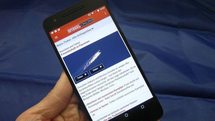 Immer das neueste Android OS: Nexus 6P