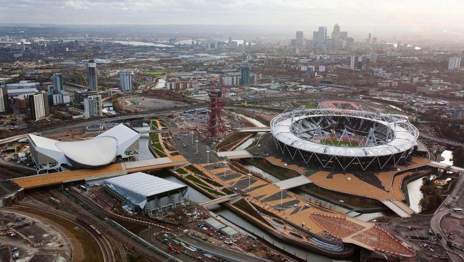 Londoner Olympiastadion: Kosten kaschiert?