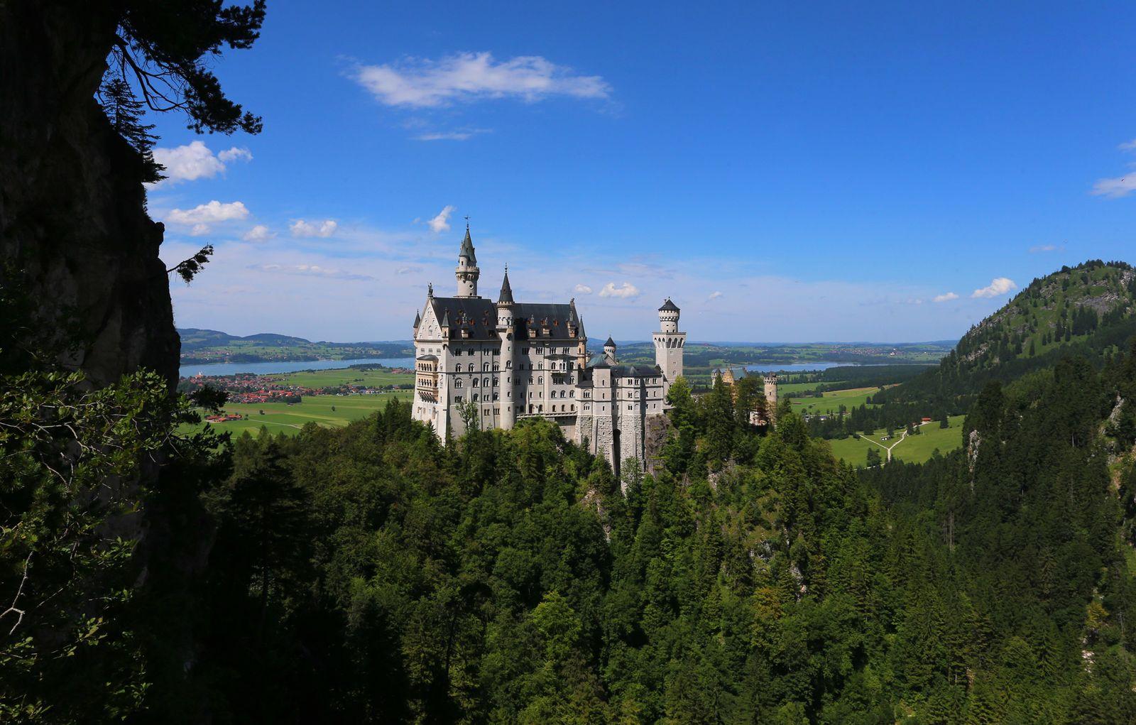 Bundesland / Neuschwanstein