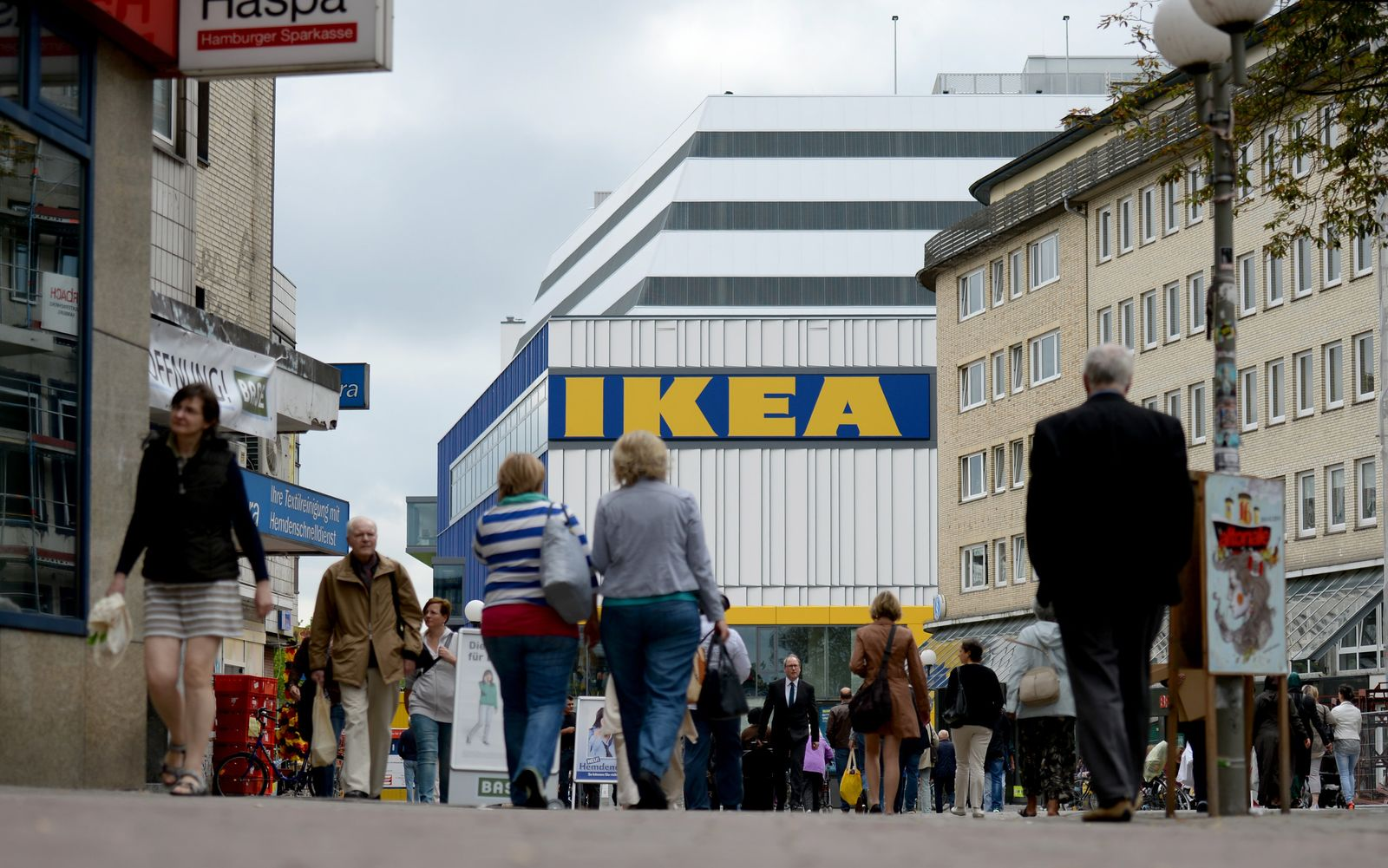 Ikea / Filiale / Hamburg-Altona