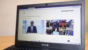 Lufthansa-Chef Spohr verweist auf die Staatsstütze für die Konkurrenz