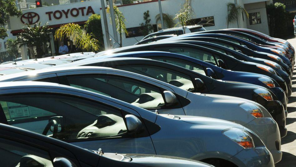 Rückrufdesaster: Toyota in der Pedalklemme