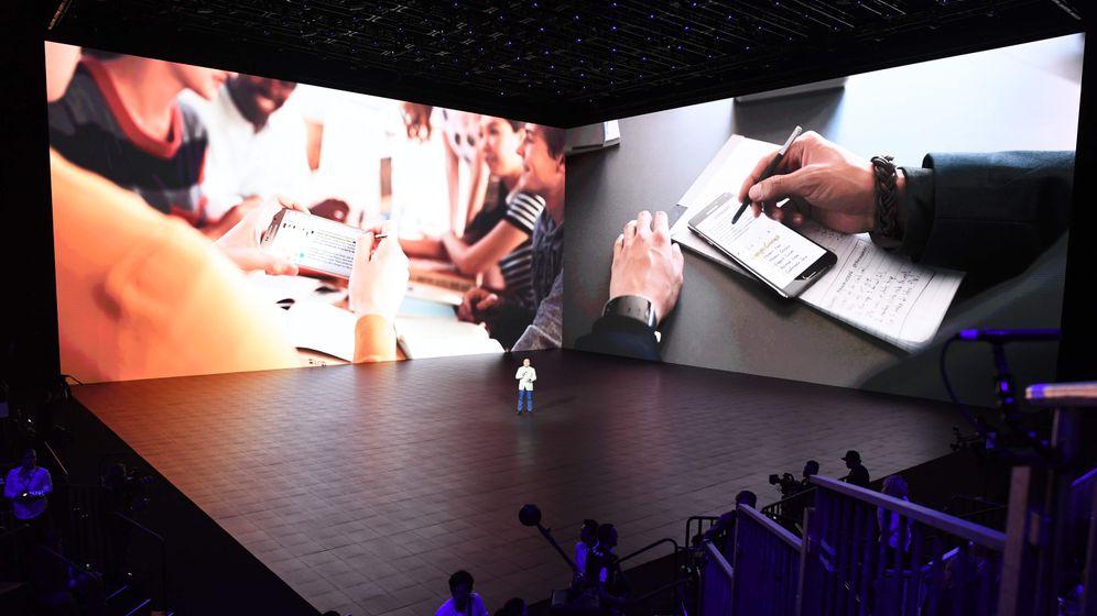 Präsentation in New York: Das ist Samsungs neues Note 8