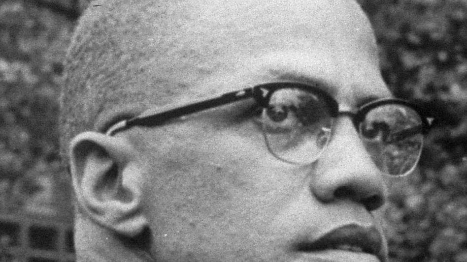 """Malcolm X (im Jahr 1963): """"Es gab die Tendenz, auf einen Anschlag zu warten"""""""