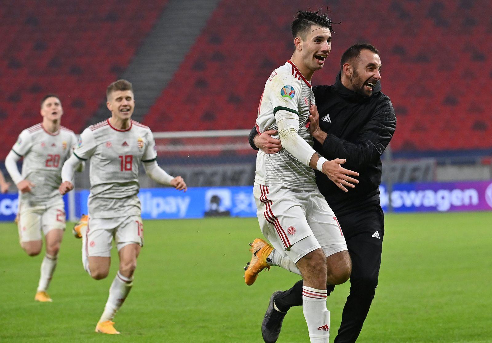 Hungary vs. Iceland, Budapest - 12 Nov 2020