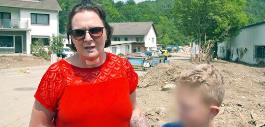 Ahrtal - Kampf ums Überleben: »Mama, wie muss ich atmen unter Wasser?« - SPIEGEL TV