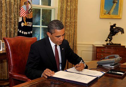 US President Barack Obama has not been shy about public spending.