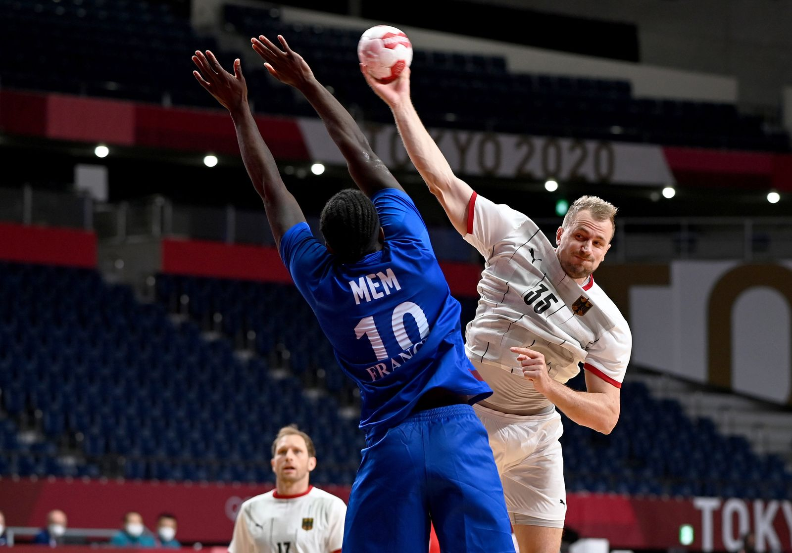 Tokio 2020 - Handball