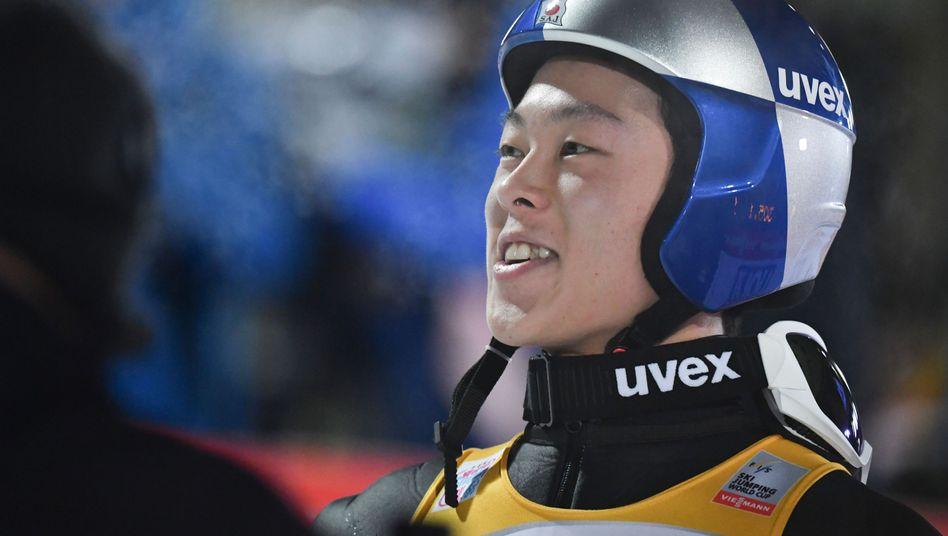 Ryoyu Kobayashi ist auch in diesem Winter scheinbar nicht zu bezwingen