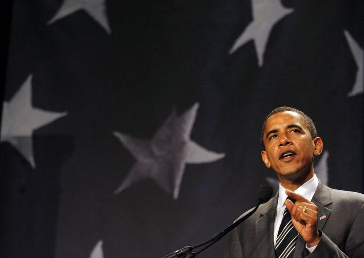 Vermittler im Parteistreit? Ex-Präsident Barack Obama