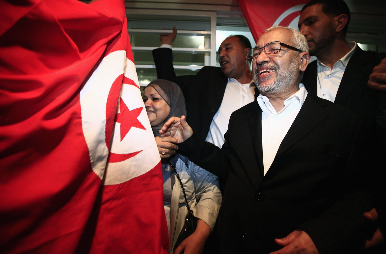 Wahl Tunesien Ghannouchi