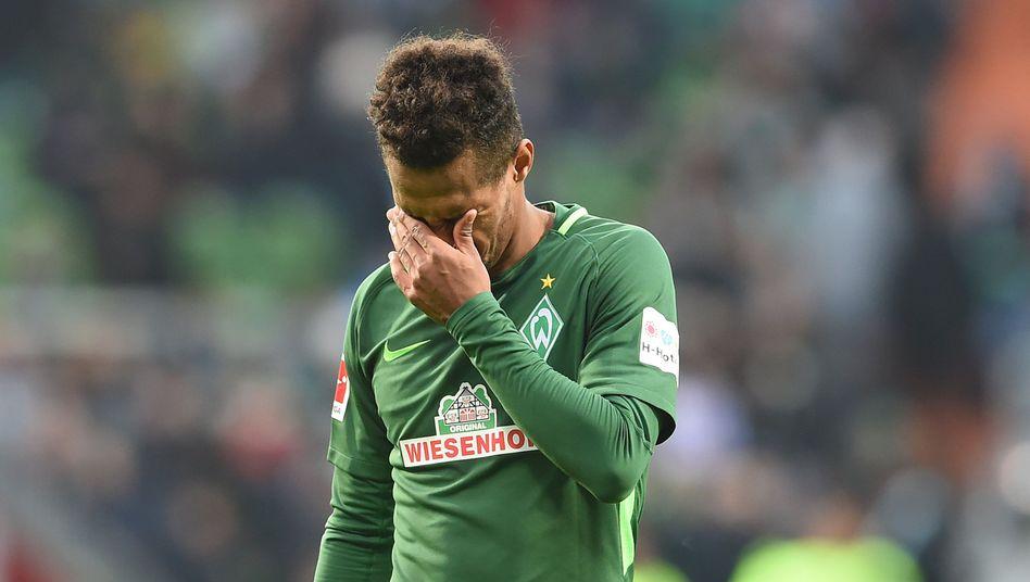 Werder-Spieler Theodor Gebre Selassie