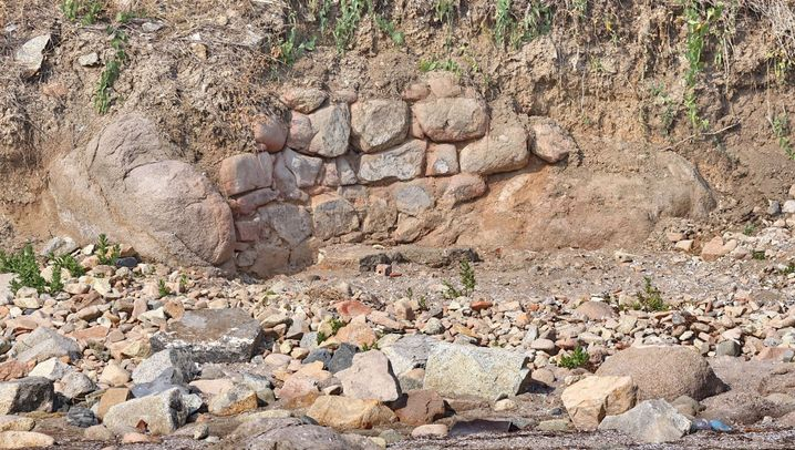 Funde von Akra: In der Erde versiegelt