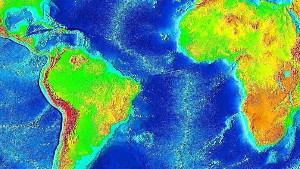 Atlantik-Bruchzonen: Wende der Erdgeschichte