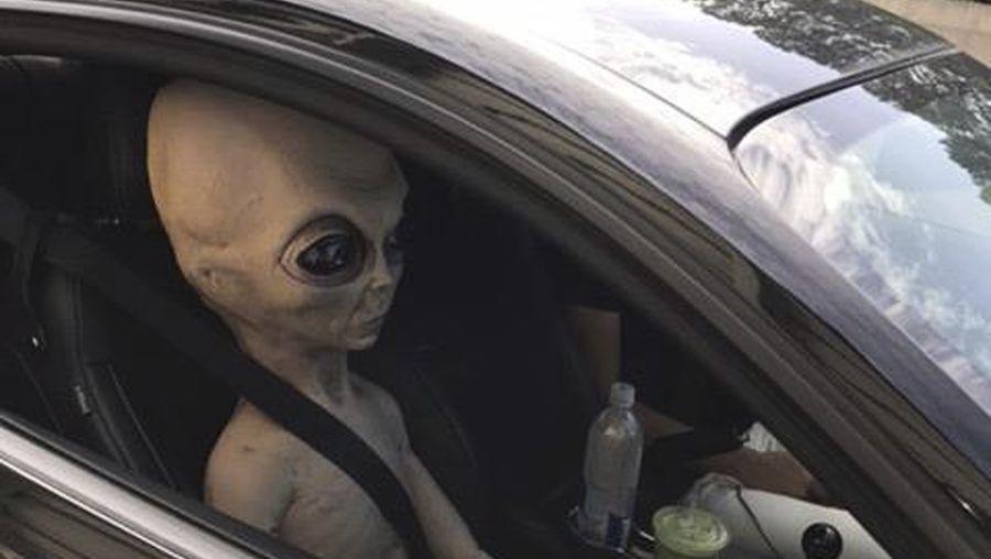 Alien an Bord