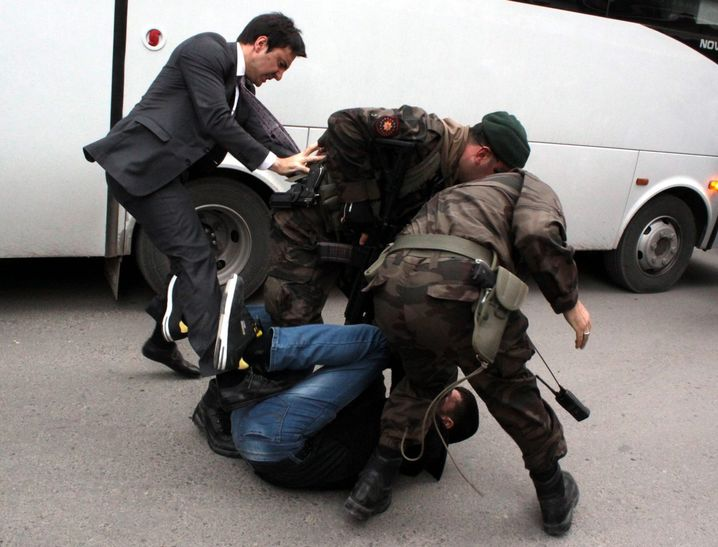 Vorfall in Soma (Türkei, 2014)
