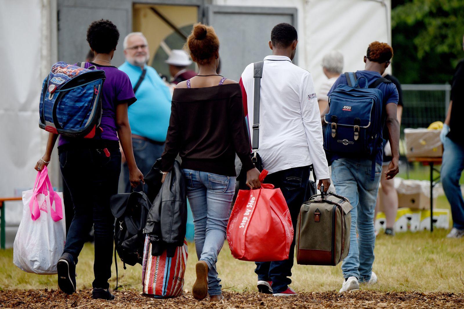 Neue Erstaufnahmeeinrichtung für Flüchtlinge in Rendsburg