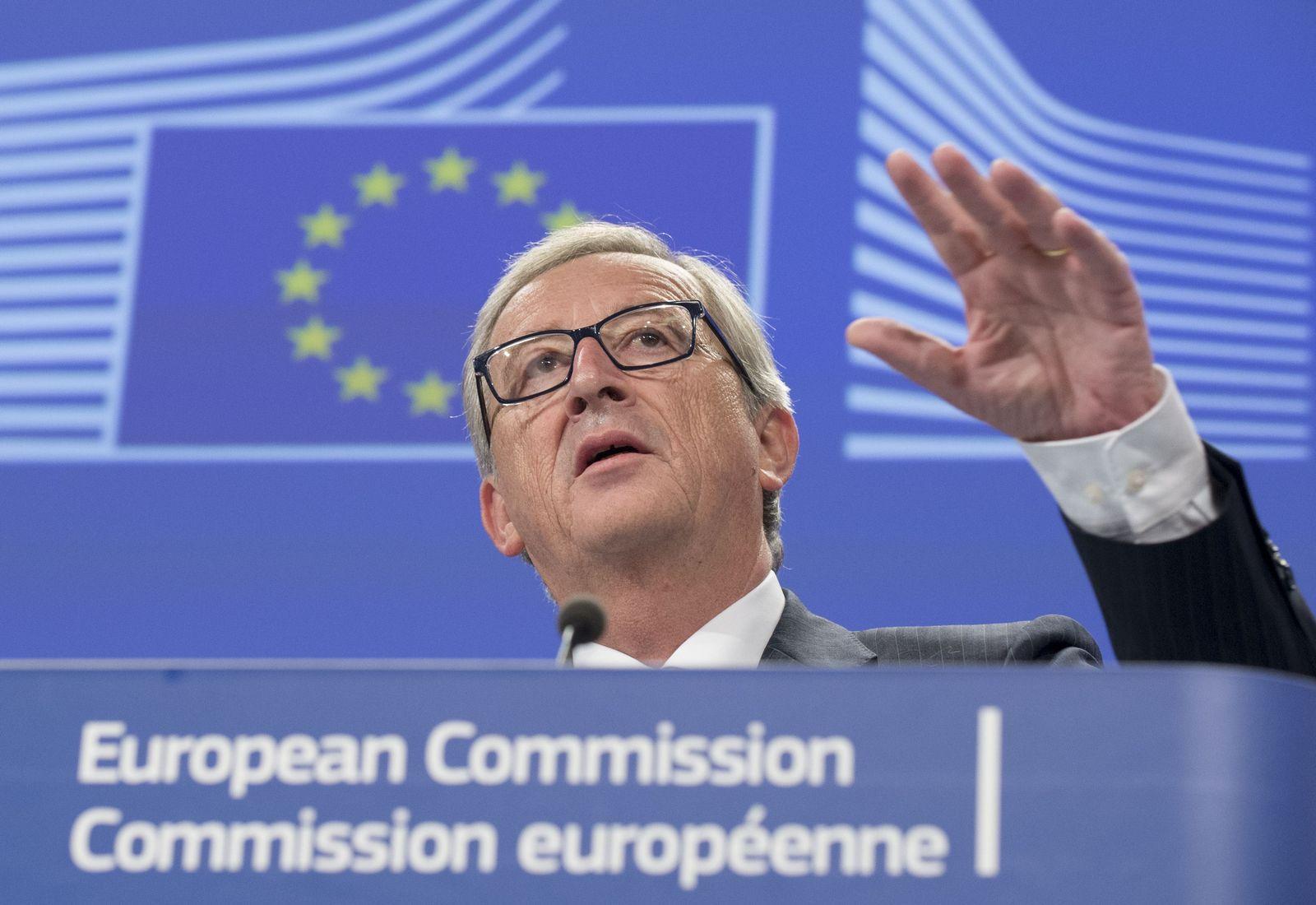 Juncker EU-Kommission