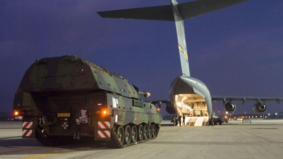 Luftwaffenbasis Ramstein: Kommando für Nato-Raketenschild