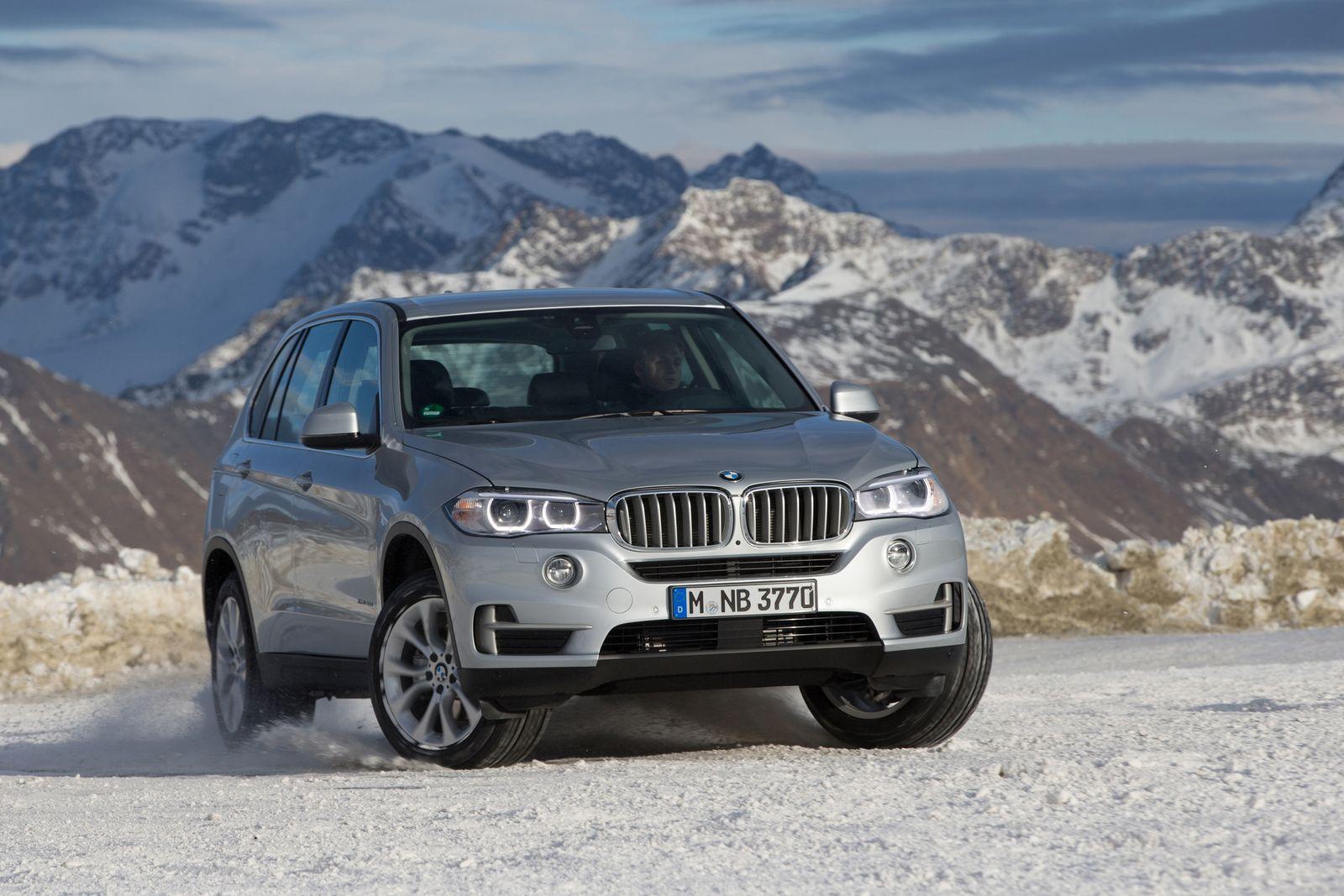 Lieblinge der Autodiebe 2015 / BMW X5