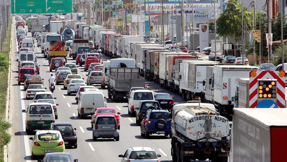 Griechenland: Benzin wird wegen Streik knapp