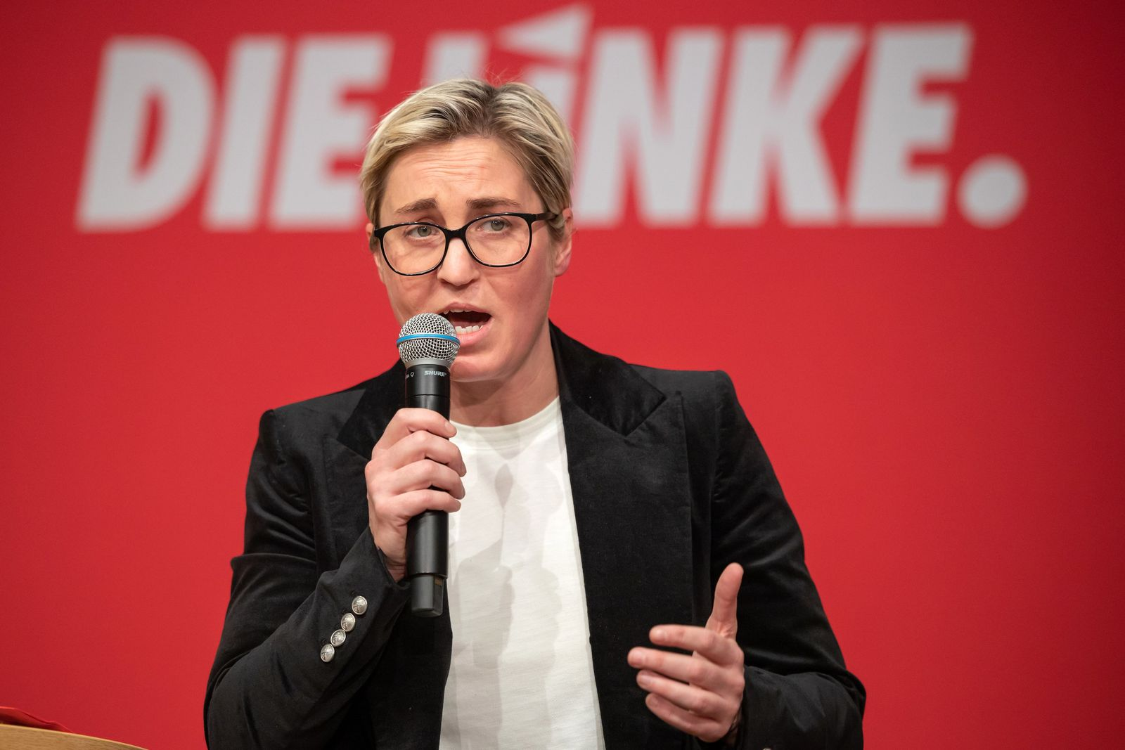 Parteitag Die Linke Thüringen