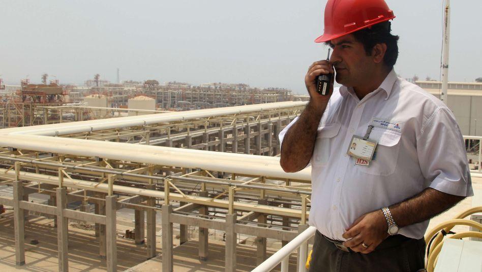 Iranisches Gasfeld: Starke Handelsbeziehung zwischen Türkei und Iran