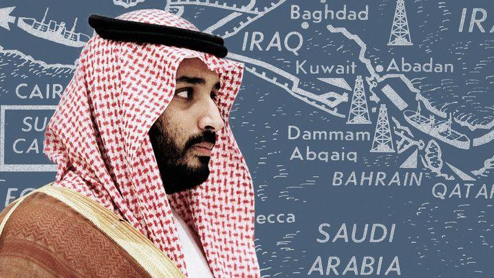 Riad versus Teheran: Kampf um die Macht