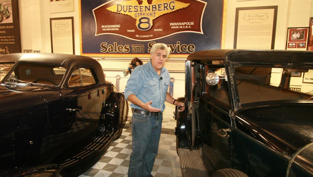 Jay Leno's Garage: Besuch bei Mister 1000 PS