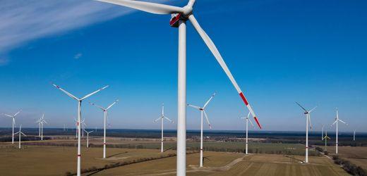 Energiewende: Windräder in Deutschland - Ausbau reicht nicht für Klimaziele