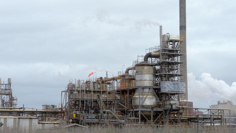 BP-Raffinerie im australischen Kwinana