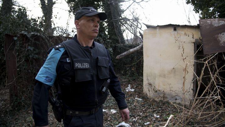 Deutsche Frontex-Beamte: Auf Streife in Idomeni