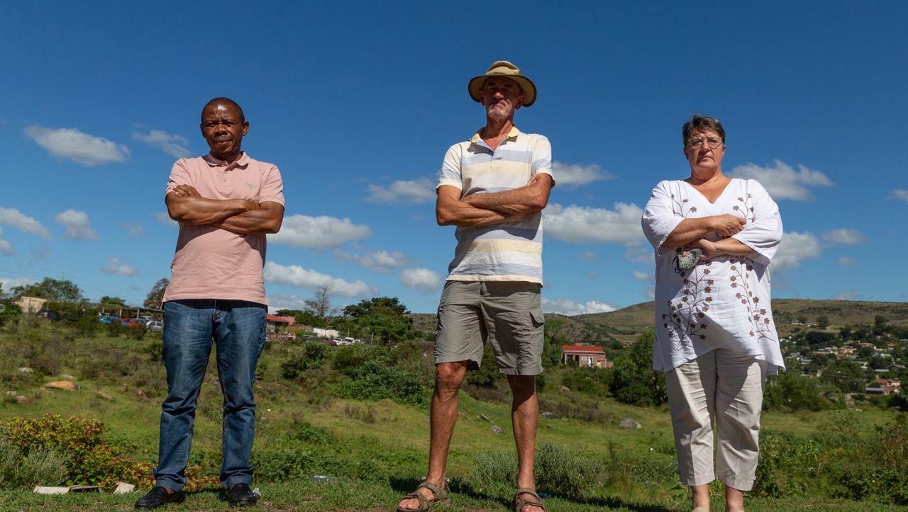 Südafrika: Wo sich schwarze Township-Bewohner und weiße Privilegierte vereinen