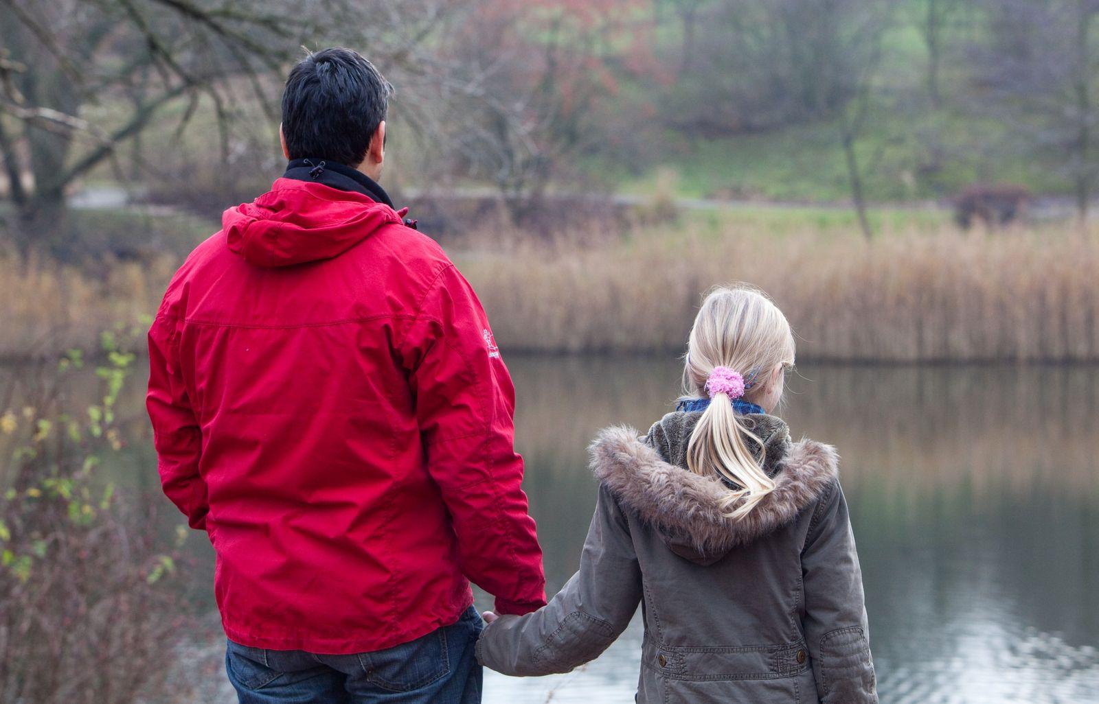 Sorgerecht / Scheidung / Vater / Kind
