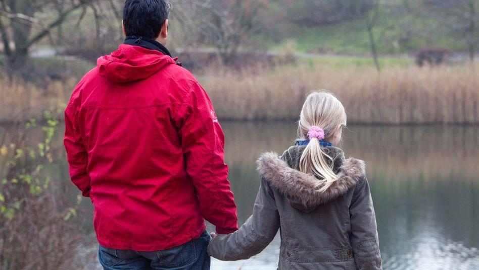 """Vater und Tochter: """"Das war die größte Demütigung überhaupt"""""""