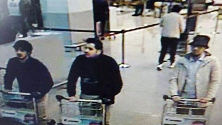 Anschläge in Brüssel: Selbstmordattentäter und Verdächtige