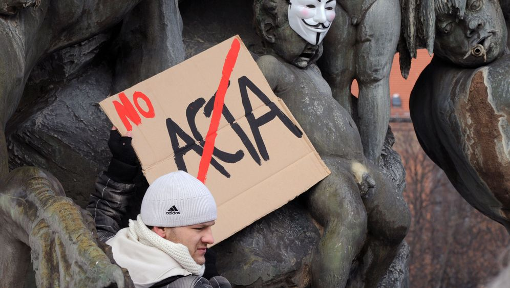 Acta-Pakt: Demonstrationen für die Internet-Freiheit