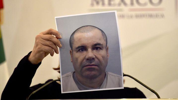 Drogenboss Guzmán: Ende einer Flucht