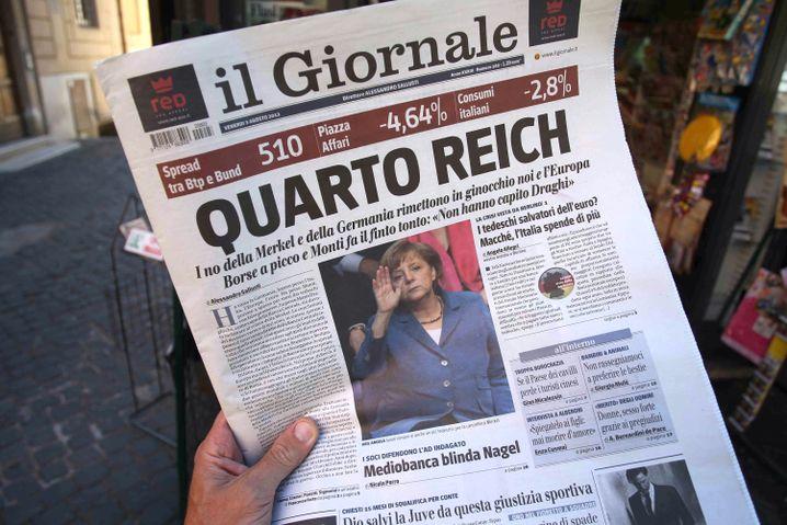 """Zeitung """"il Giornale"""" (2012)"""