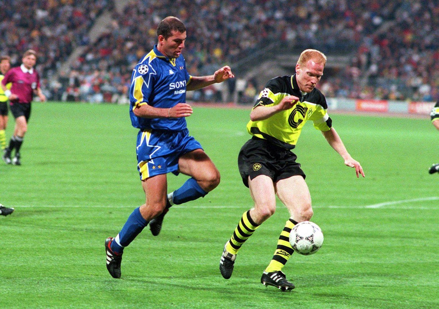 Juventus Gegen Dortmund