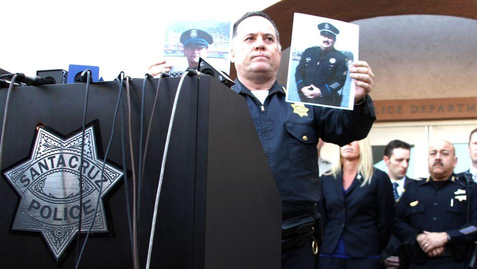 Polizeieinsatz in Santa Cruz: Die Polizei des US-Küstenstädtchens nutzt Prognose-Software