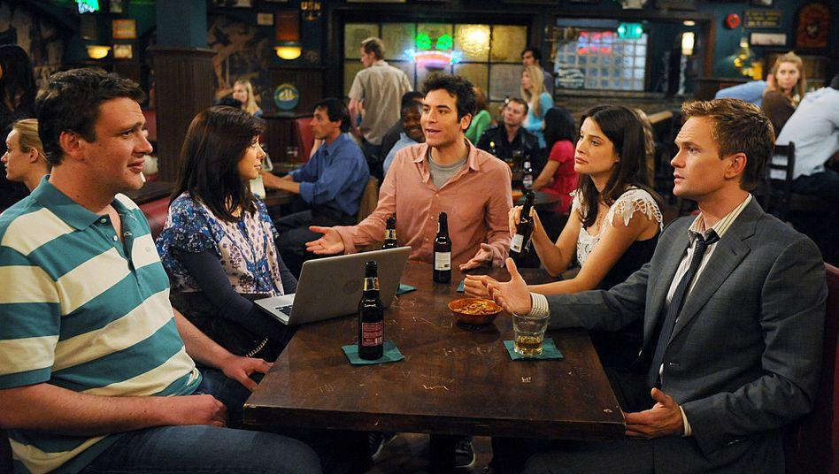 Szene aus »How I Met Your Mother«: Schluss mit den Wiederholungen? Erfolgs-Sitcom bekommt Sequel