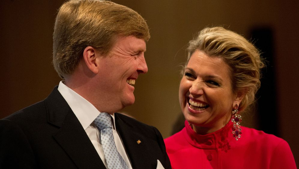 Willem-Alexander und Máxima: Besuch im Ländle
