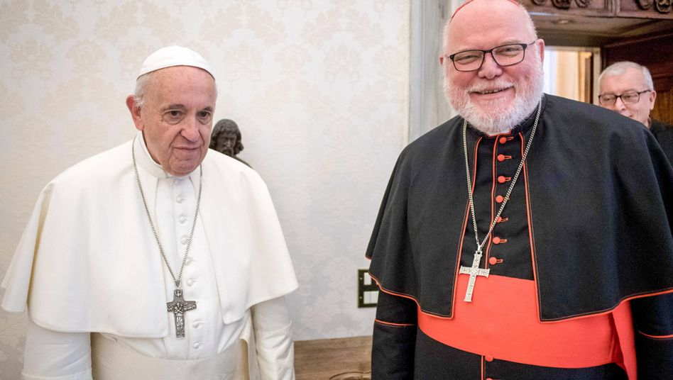 Papst Franziskus, Kardinal Marx: Geschickt geführter Machtkampf